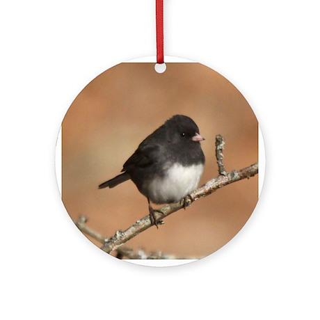 Dark-eyed Junco Ornament (Round)