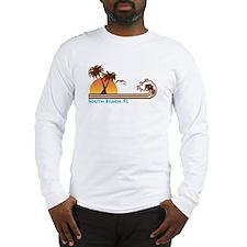 South Beach Fl Long Sleeve T-Shirt