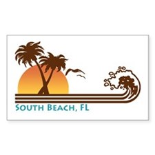 South Beach Fl Decal
