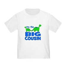 I'm The BIG Cousin! Dinosaur T