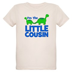 I'm The LITTLE Cousin! Dinosa T-Shirt