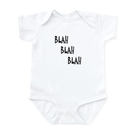 Blah Blah Blah - Infant Bodysuit