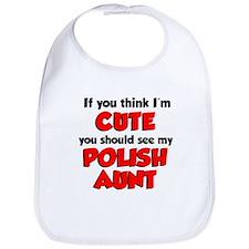 My Polish Aunt Bib