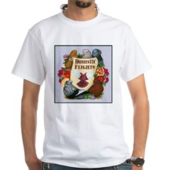 Domestic Flight Flowers Shirt