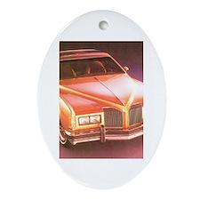 1977 Grand Prix Ornament (Oval)