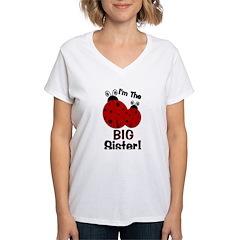 I'm The BIG Sister! Ladybug Shirt