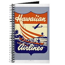 Retro Hawaiian Air Journal