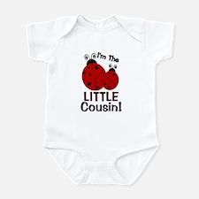 I'm The LITTLE Cousin! Ladybu Onesie