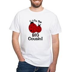 I'm The BIG Cousin! Ladybug Shirt