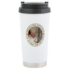 Pray For Pope Benedict XVI Travel Mug