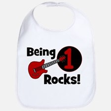 Being 1 Rocks! Guitar Bib