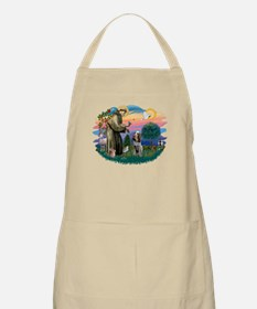 St Francis #2/ Spinone Apron
