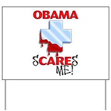 ObamaScare Yard Sign