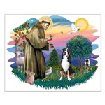 St. Francis #2 - Greater Swiss MD Small Poster