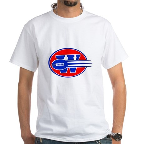 Washington Sentinels White T-Shirt