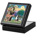 St. Francis / Greater Swiss MD Keepsake Box