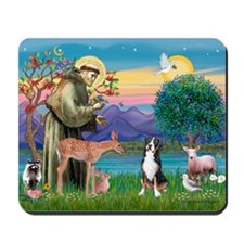 St. Francis / Greater Swiss MD Mousepad