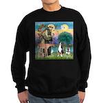 St. Francis / Greater Swiss MD Sweatshirt (dark)