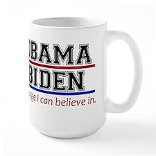 Obama Biden Change Mug