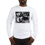 Giant Homer Pigeons Long Sleeve T-Shirt