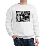 Giant Homer Pigeons Sweatshirt