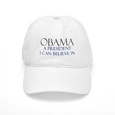 Believe in Obama Baseball Cap