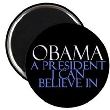 Believe in Obama Magnet