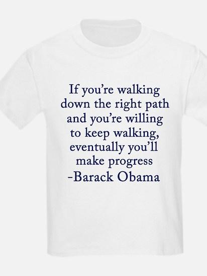 Progressive Obama T-Shirt