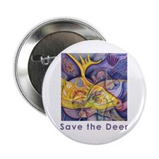 Save the Deer Button