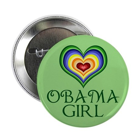 "Obama Girl 2.25"" Button"