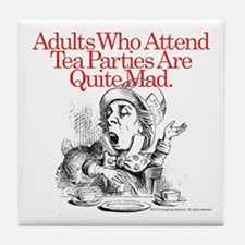 Madhatters Tile Coaster