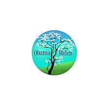 Beautiful Obama Mini Button