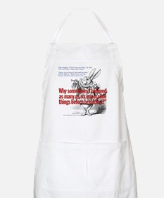 Impossible Things Apron