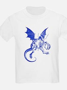 Jabberwocky Blue T-Shirt