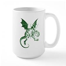 Jabberwocky Green Mug