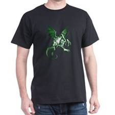 Jabberwocky Green T-Shirt
