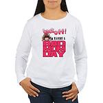 Bad Mom Day Women's Long Sleeve T-Shirt