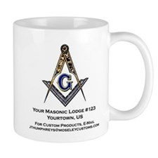 Custom Blue Lodge Products Small Mug