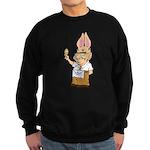 Manny the Mason and Easter Sweatshirt (dark)