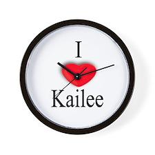 Kailee Wall Clock