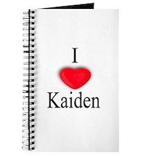Kaiden Journal