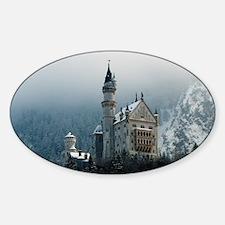 Germany Neuschwanstein Castle Decal