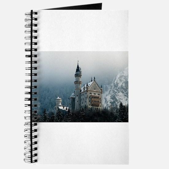 Germany Neuschwanstein Castle Journal