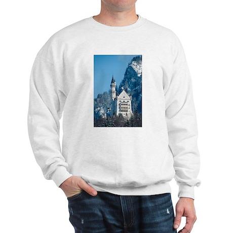 Germany Neuschwanstein Castle Sweatshirt