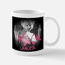 F-Cancer Mugs