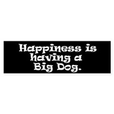 dog Bumper Bumper Sticker
