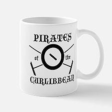 Curling Pirate Mug