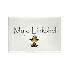 Cool Linkshell Rectangle Magnet