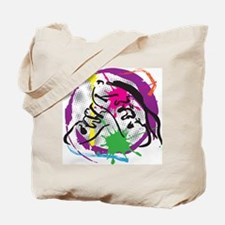 Dance ShoeTote Bag