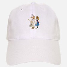 ALICE & THE WHITE QUEEN Baseball Baseball Cap
